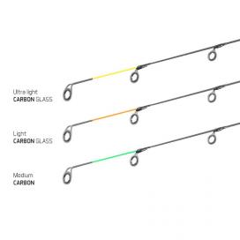 Delphin Špička Medium CARBON GLASS pre LEGIA feeder II 120g