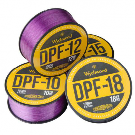 Wychwood Vlasec Deep Purple Fluoro Coated Mono 15lb / 0,32mm / 1000m