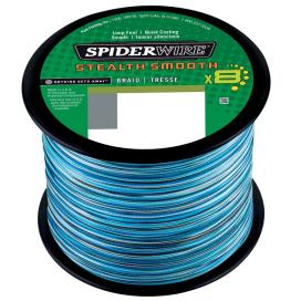 SpiderWire Šnúra Stealth Smooth8 0,23mm 1m