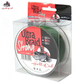 Hell-Cat Ultra Braid Strong 0,48mm, 36,4kg, 250m