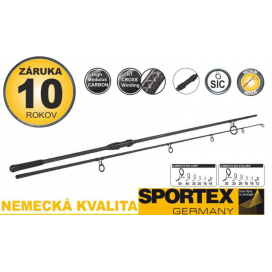 Sportex rybársky prút Competition CS-4 366cm / 12 ft. 3lbs 2 diely