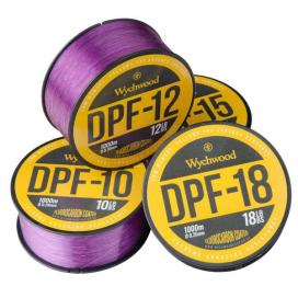 Wychwood Vlasec Deep Purple Fluoro Coated Mono 18lb / 0,35mm / 1000m
