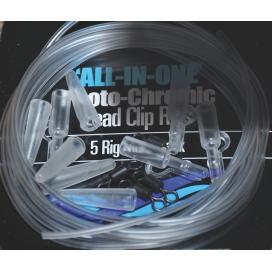 Osprey All in one - Komplet montáž Pevná záťaž hnedá 5ks