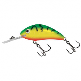 Salmo Wobler Rattlin Hornet Floating Green Tiger