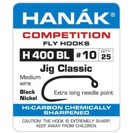 Muškárske háčiky Hanák H 400 BL