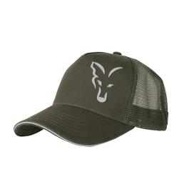 Fox Šiltovka Green trucker cap