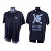 CC Moore Tričko Čierne