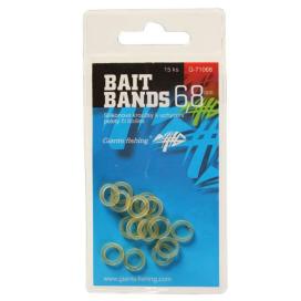 Giants Fishing Silikónové krúžky Bait Bands 4,8mm / 15PC predĺženie