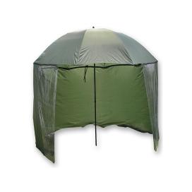 Dáždnik s bočnicou (model 2012) - 250 cm / Green
