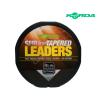 Korda odhodový ujímání monofil SUBline Tapered Leaders