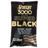 Sensas Kŕmenie 3000 Dark Salty Riviere (rieka-čierna-slaná) 1kg