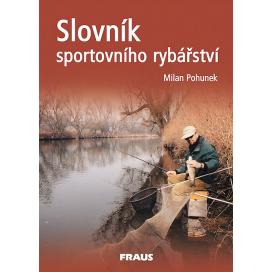 Kniha Slovník športového rybárstva