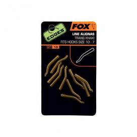 Fox edges line alignas long size 10-7