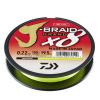Daiwa Šnúra JBraid Grand X8 Chartreuse 0.10mm 135m