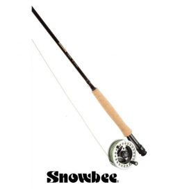 Rybársky prút Snowbee Classic Fly 7ft (2,1m), 3/4, 4-diel