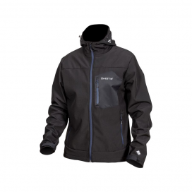 Westin: Bunda W4 Super Duty Softshell Jacket Seal Black Veľkosť S