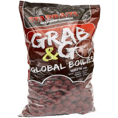 Starbaits Boilies Global 20mm 10kg
