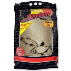 Mondial-F Kŕmenie KAPR (veľká ryba) 5kg