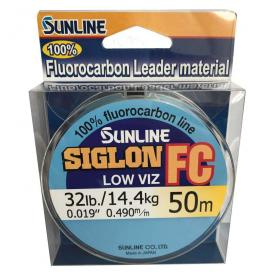 SUNLINE Fluorocarbon SIGLON FC 50m, 0.490mm / 14.4 kg