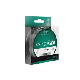 Fin Method Feed grey 300m Veľkosť: 0,16mm 5,3lbs