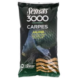 Kŕmenie 3000 Carpes Jaune (kapor žltý) 1kg
