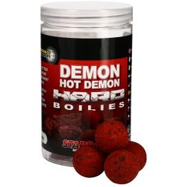 Starbaits Hot Demon Hard Boilies 200g