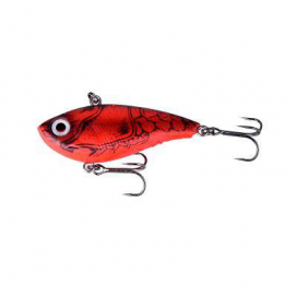 Savage Gear TPE Soft Vibes S Red Crayfish