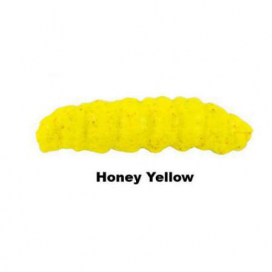 Berkley GULP! HONEY WORM 4,5cm Honey Yellow 10ks