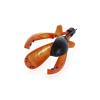 WOLF raketa na kŕmenie x-spod performance orange / black oranžovo čierna