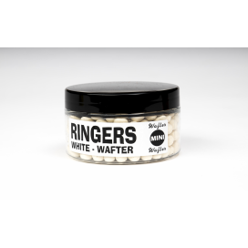 Ringers - Mini Wafters 4,5mm biela 50g