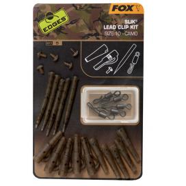 Fox Záveský Edges Camo Slik Lead Clip Kit