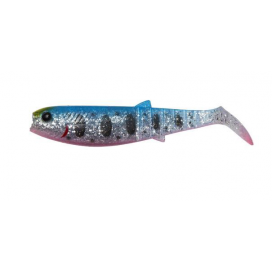 Savage Gear Gumová Nástraha Cannibal Paddletail Blue Pink Smolt UV 10cm 9g