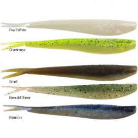 Berkley PowerBait Minnow 10cm Emerald Shiner 10ks
