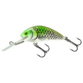 Salmo Wobler Hornet Floating Olive Hot Spot