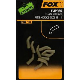 Fox Rovnátka Transparent Khaki