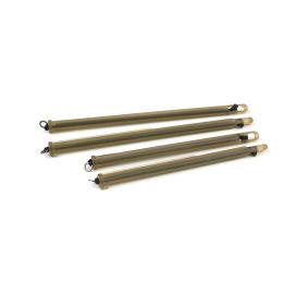 Matrix elasticated feeder tubes large