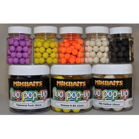 Mikbaits Boilies Pop Up Fluo 250ml