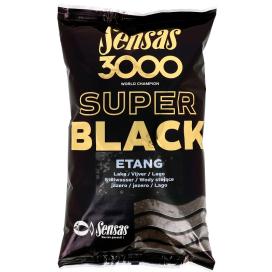 Kŕmenie 3000 Super Black (Jazero-čierny) 1kg