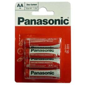 Batéria Panasonic R6 - AA 4ks