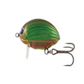 Wobler Salmo Lil Bug 3cm Green Bug