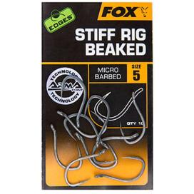 Fox Háčiky Edges Armapoint Stiff Rig beaked