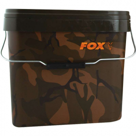 Fox Vedro Camo Square Buckets 5 l