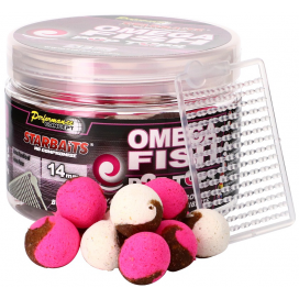Starbaits Boilies Omega Fish Pop Tops 60g