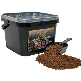 Starbaits Pelety Pre Spicy Chicken Mixed 2kg