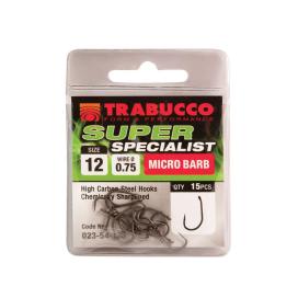 Háčiky Trabucco Super Specialist 15ks