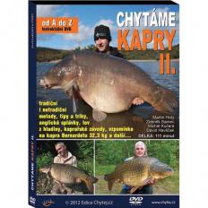 DVD Chytáme kapry II.