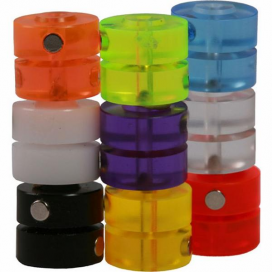 ATT Náhradné koliesko 6 Magnet Roller Wheels Orange, oranžové