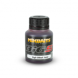 Mikbaits BiG ultra dip 125ml - BIGSAT Oliheň Javor