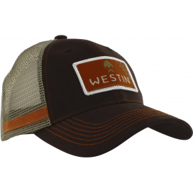 Westin Čepice Hillbilly Trucker Cap Grizzly Brown