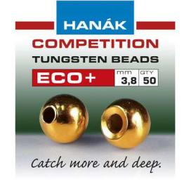 Hanák tungstenové hlavičky Eco + zlatá 50ks